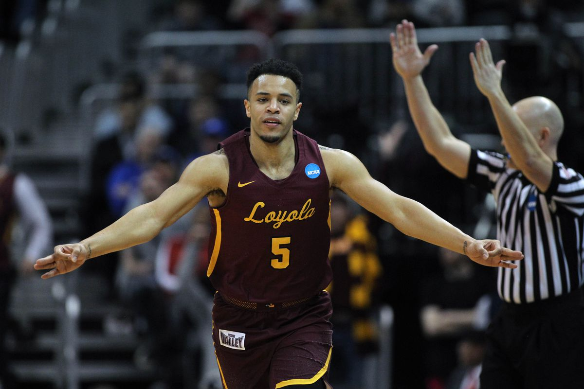 Loyola Has Now Won Three NCAA Tournament Games By A Combined Four Points