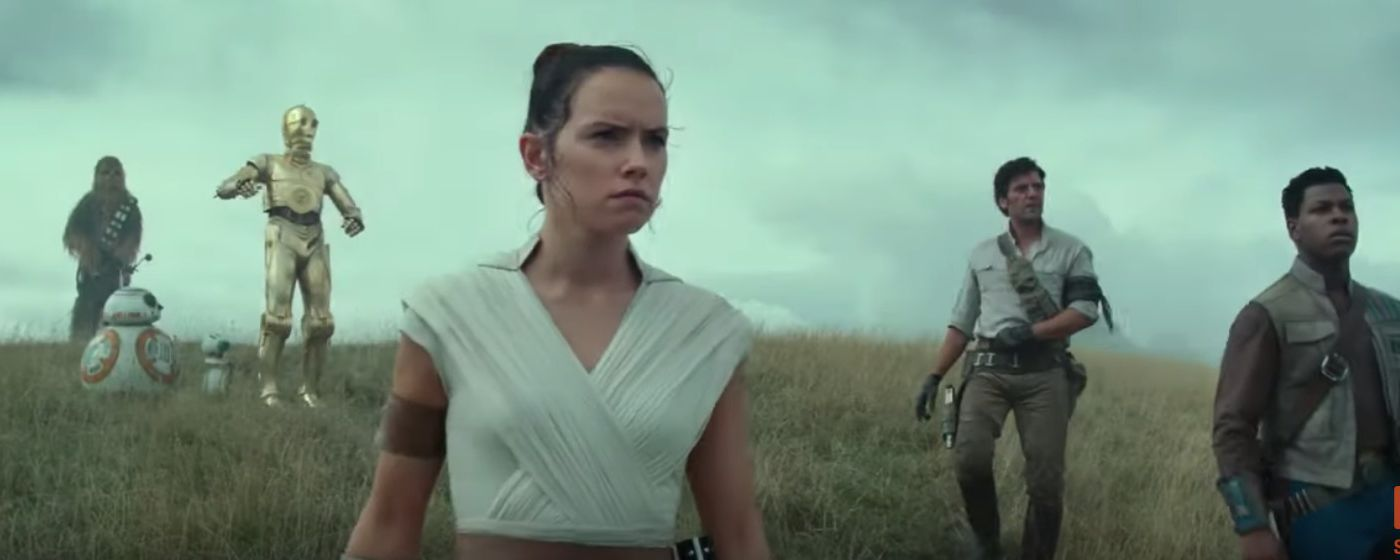 Coronavirus Star Wars The Rise Of Skywalker Released Early Due To Covid 19 Deseret News