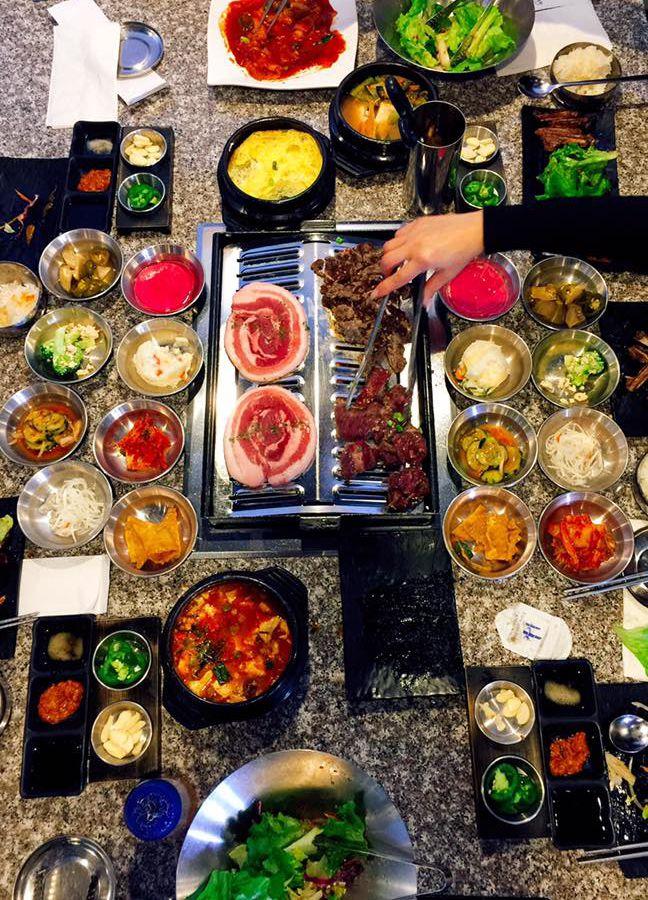 Moo Woo Korean BBQ