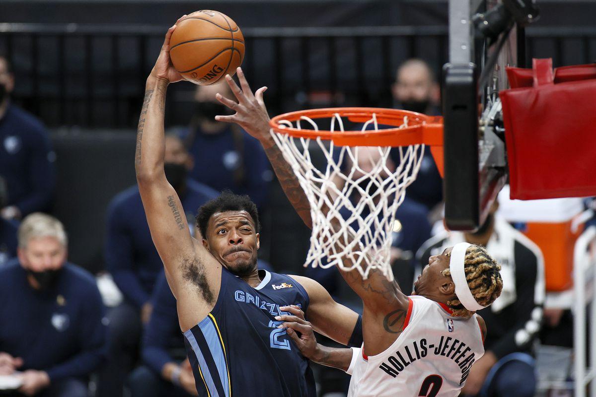 Memphis Grizzlies v Portland Trail Blazers