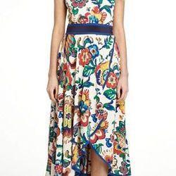 "<b>Emogen</b> dress, <a href=""http://www.toryburch.com/EMOGEN-DRESS/51112402,default,pd.html?dwvar_51112402_size=XS&dwvar_51112402_color=177&start=5&cgid=sale"">$357</a> (originally $595)."