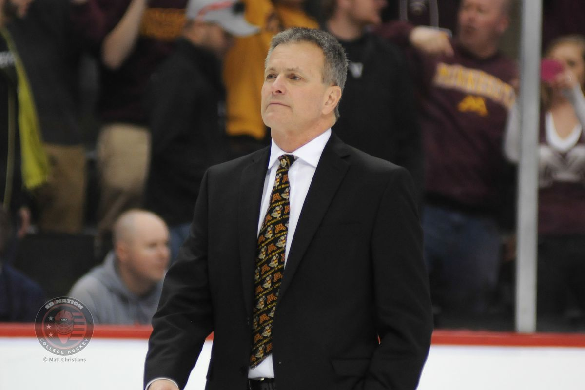 NCAA Hockey Tournament Photo Gallery: Minnesota 4 vs St. Cloud State 0