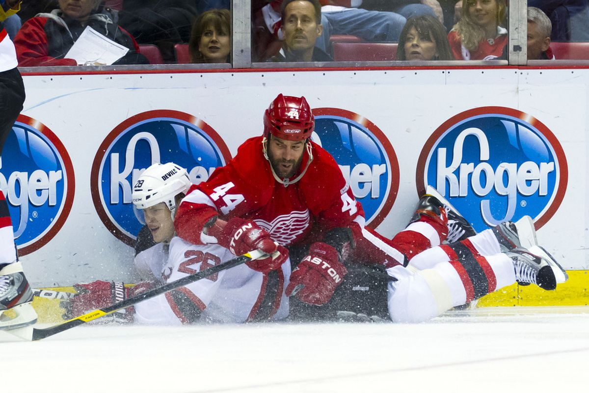 Bertuzzi! Volchenkov! The face each other for the first time in a while - tonight!