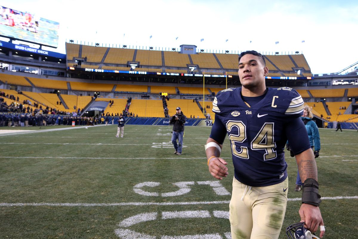 Why James Conner to the Steelers is the most perfect NFL draft pick ... fa0579bd4