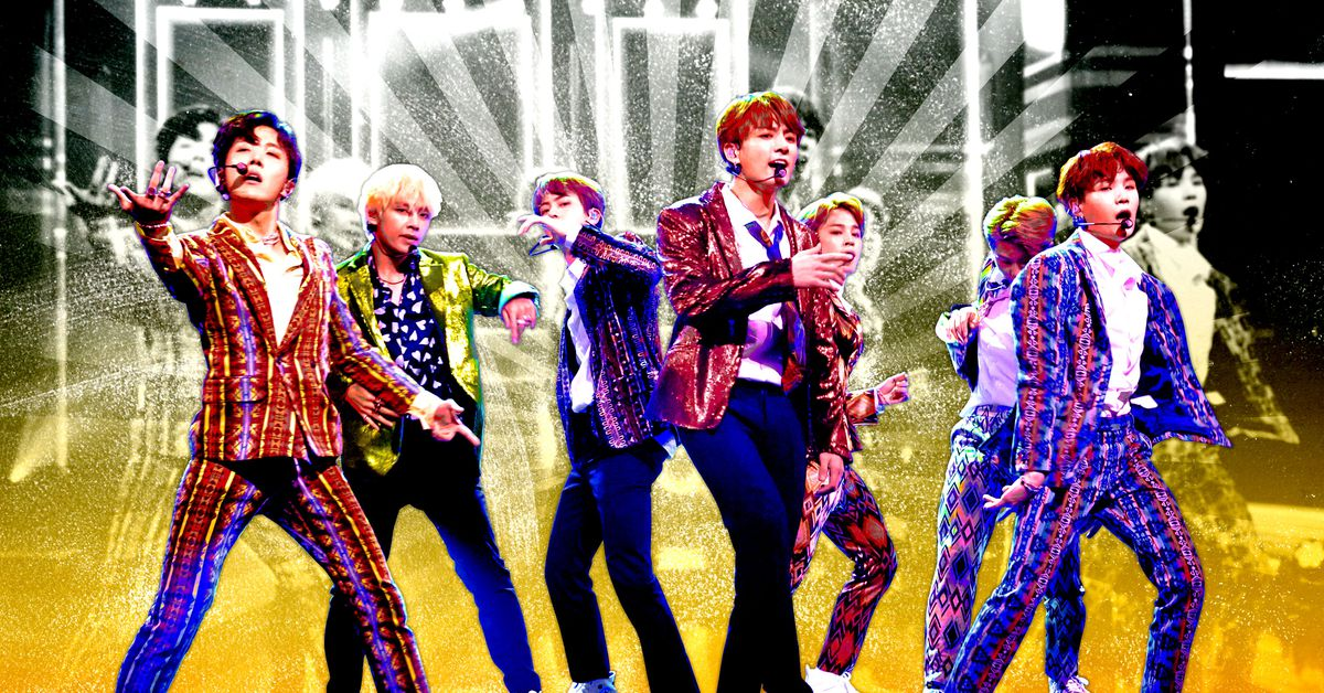 Live the Pop Universe: Center  the BTS of Reporting From a