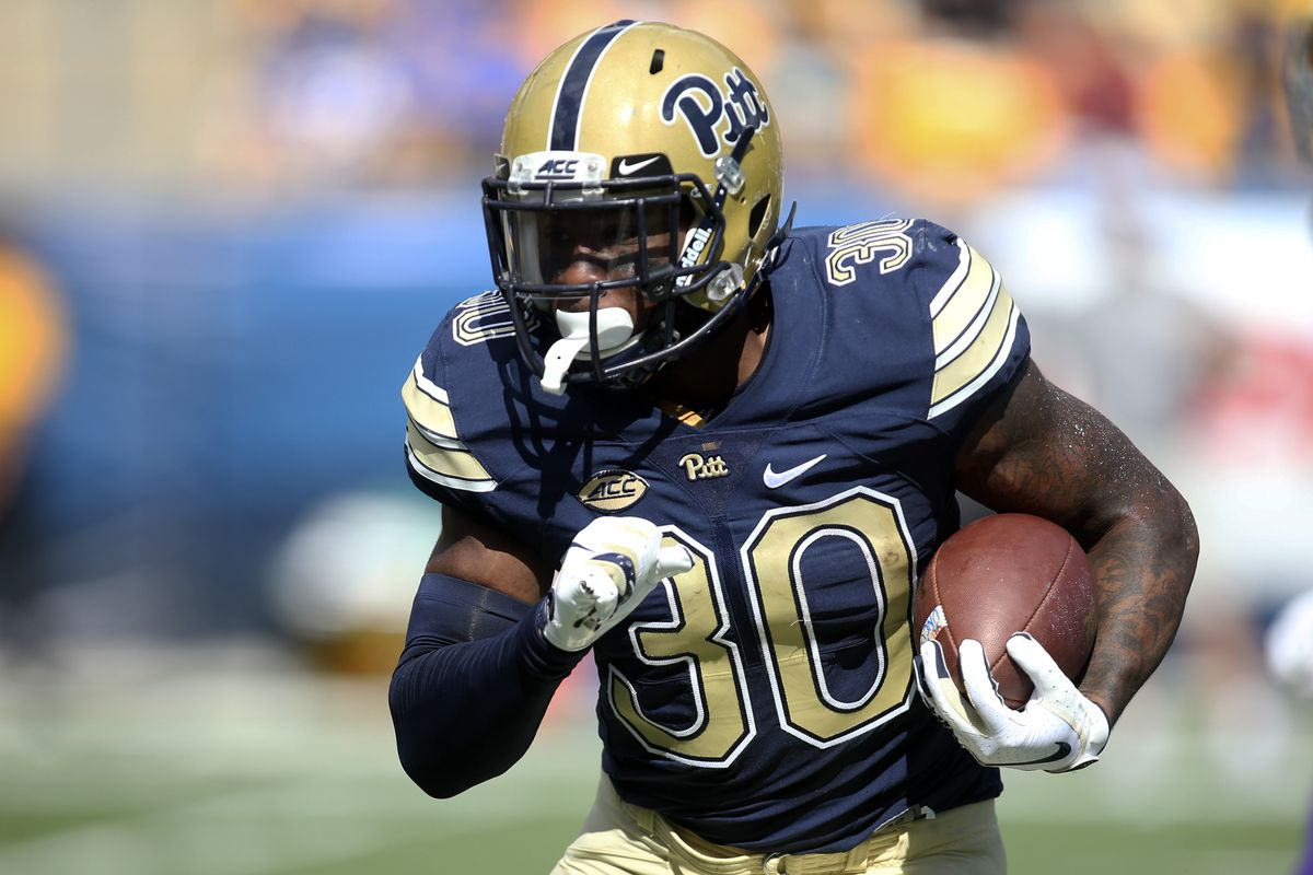 new styles 02ffe 38fa1 Falcons 2019 NFL Draft: Scouting report for RB Qadree ...