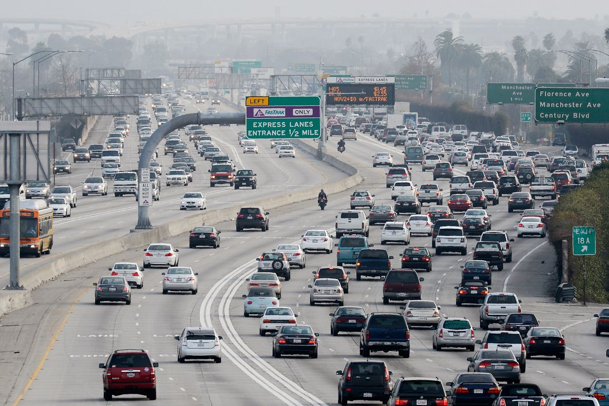 Carpool Lane Rules >> Metro Will Consider Tighter Rules For Carpool Lanes Curbed La