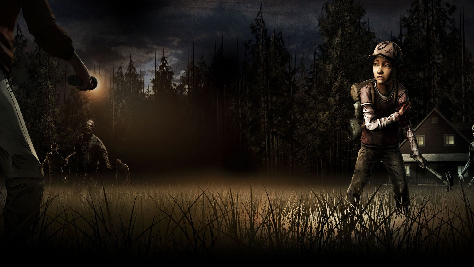 Walking Dead Wallpaper For Android: Walking Dead Season 2: Episode 1 Review: Shadow Of The