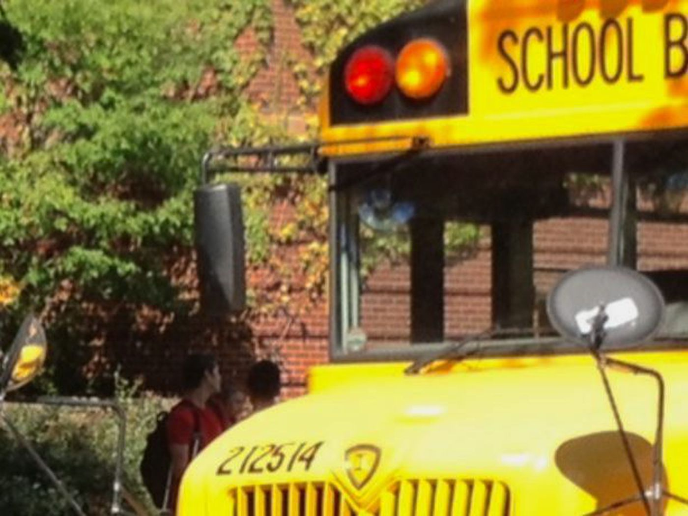Student falsely claims to have gun on school bus in Mount
