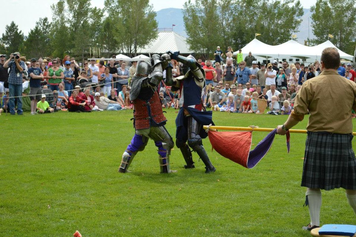 The Utah Renaissance Fair, which will feature armed combat, jousting, Old World music and more, will take place on on Friday, Aug. 24, and Saturday, Aug. 25, at Thanksgiving Point's Electric Park.