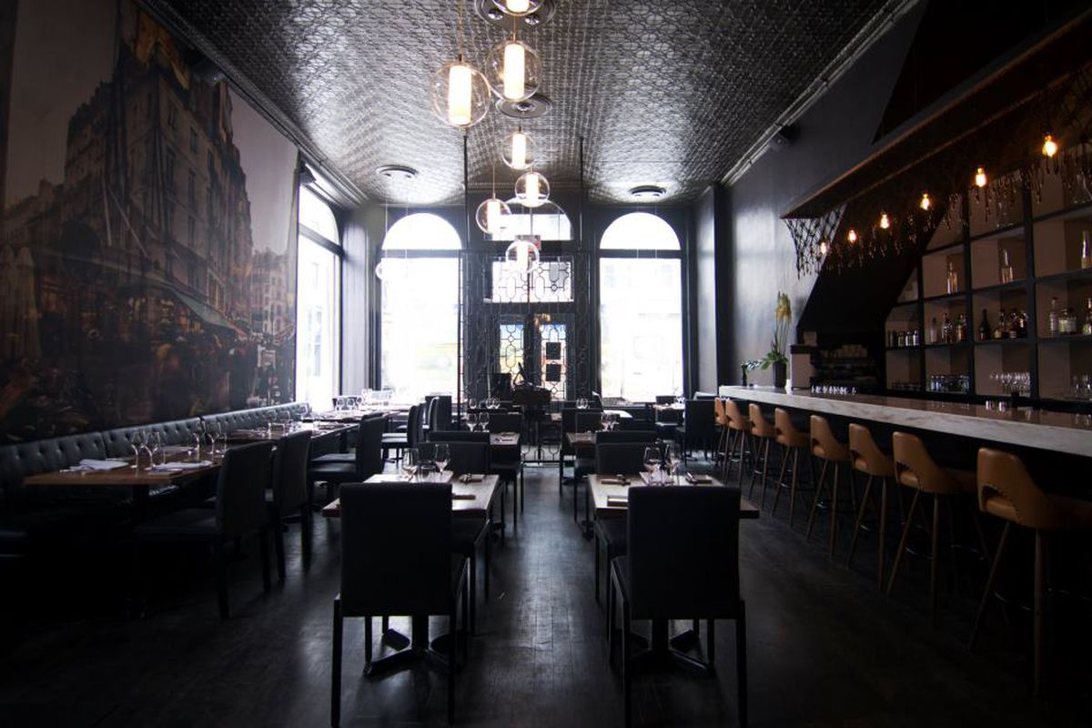 A prominent old montreal restaurant appears to be for sale eater montreal - Les 400 coups restaurant ...