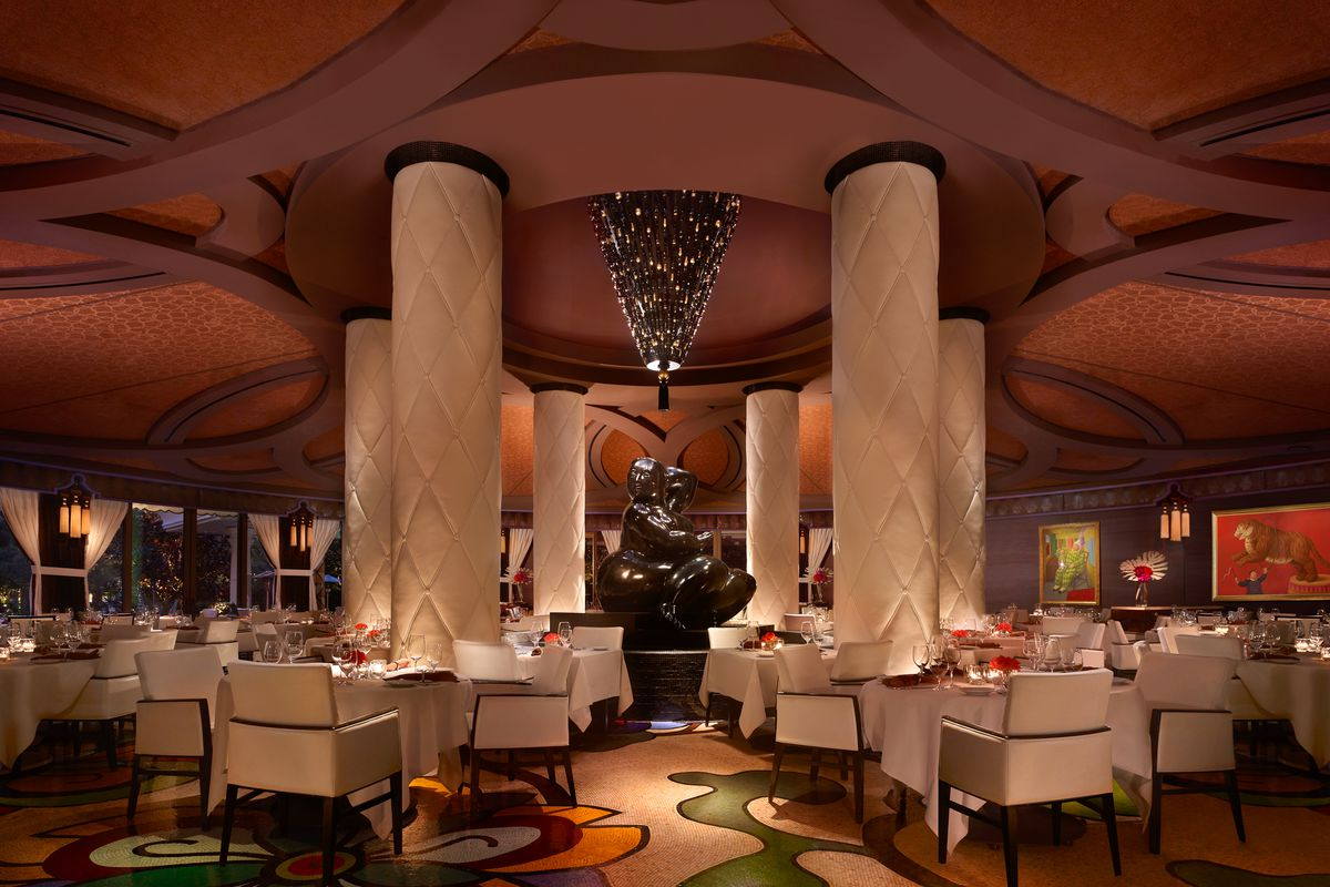Botero Out At Wynn In November Remodel On The Way Eater Vegas