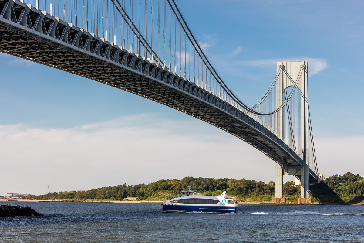 NYC Ferry will launch service to Staten Island, Coney Island