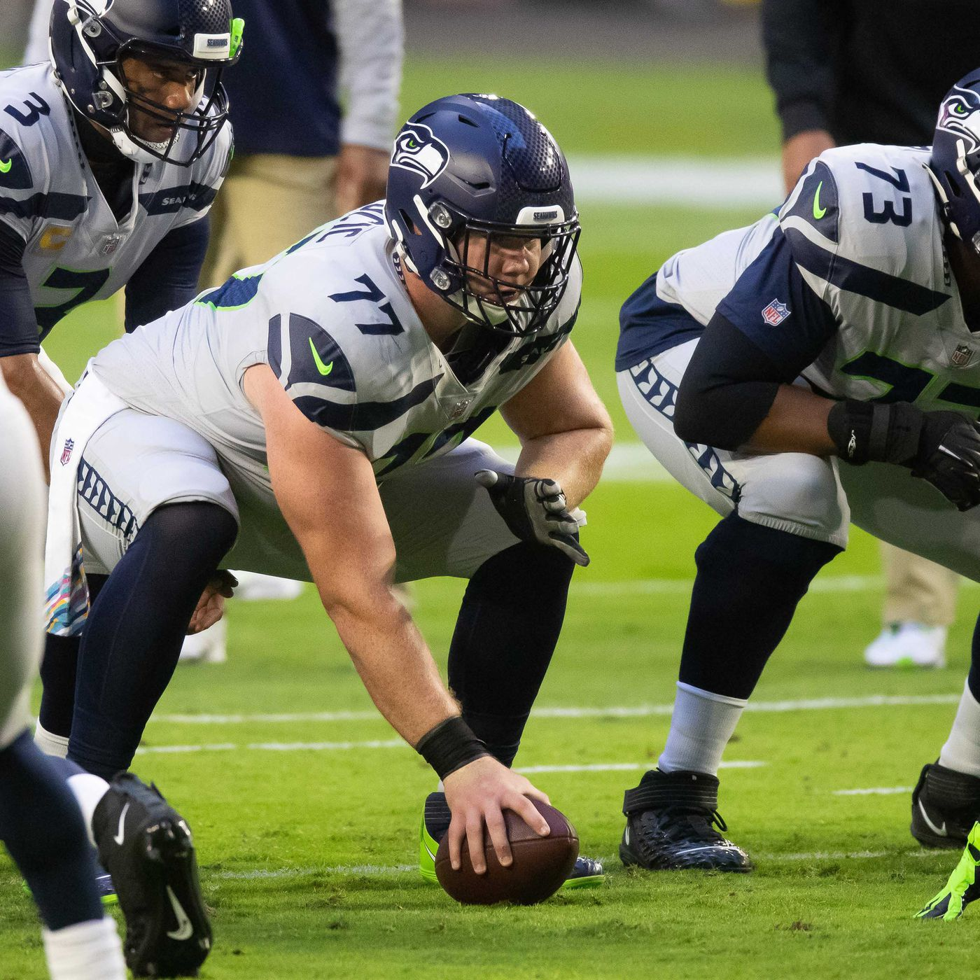 Seattle Seahawks Injury Report Ethan Pocic Shaquill Griffin Out For Week 10 Field Gulls