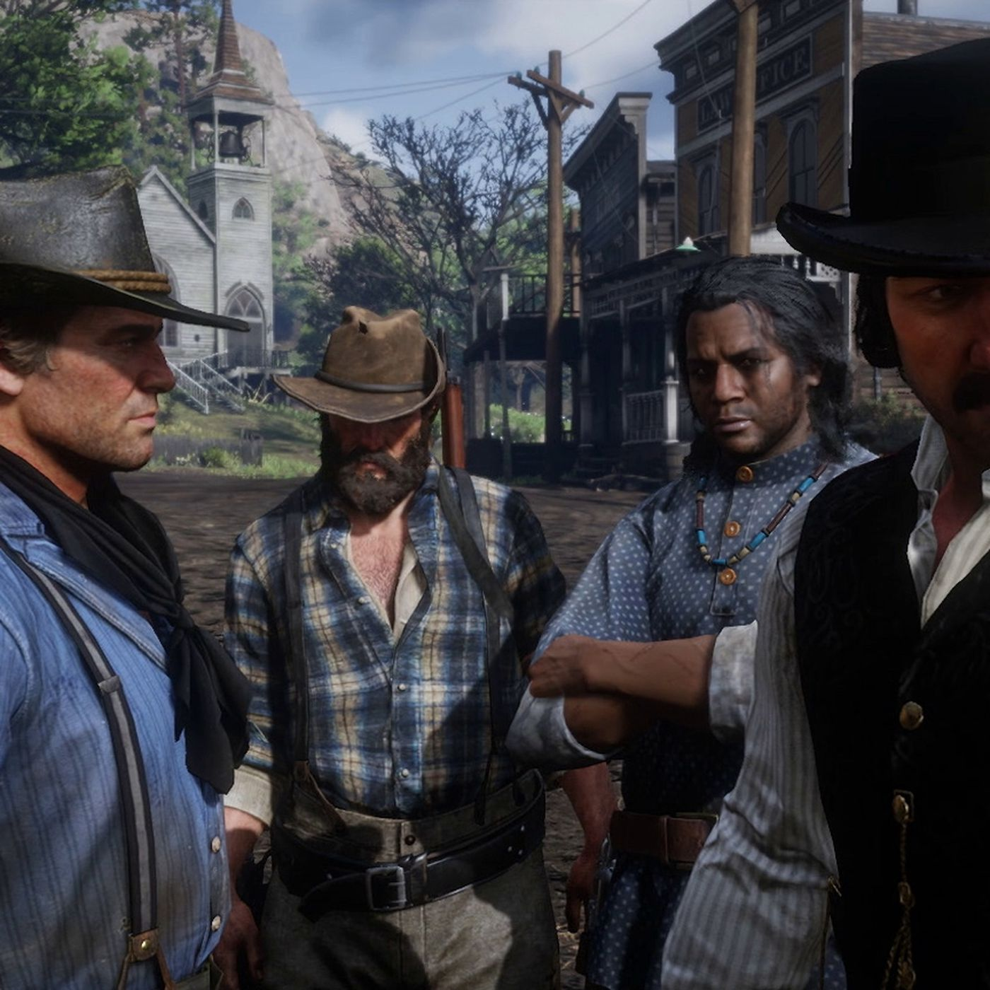 Red Dead Redemption 2 Trailer Is Here Polygon