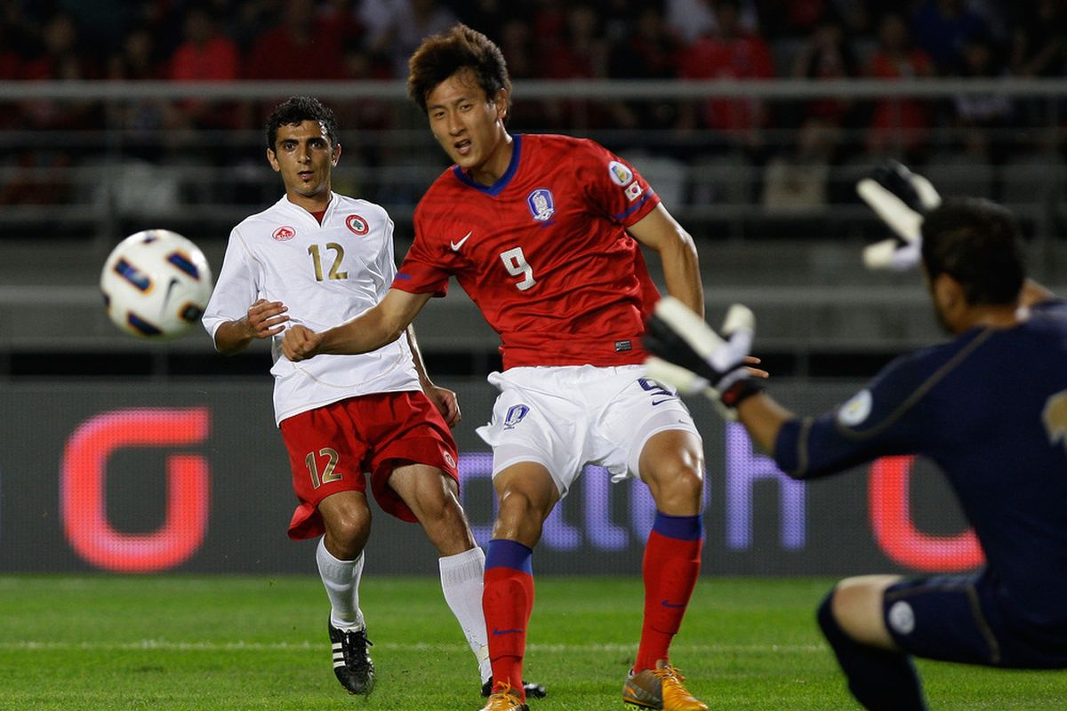 Ji Dong-Won will get a first team chance when he's done with the Olympics.
