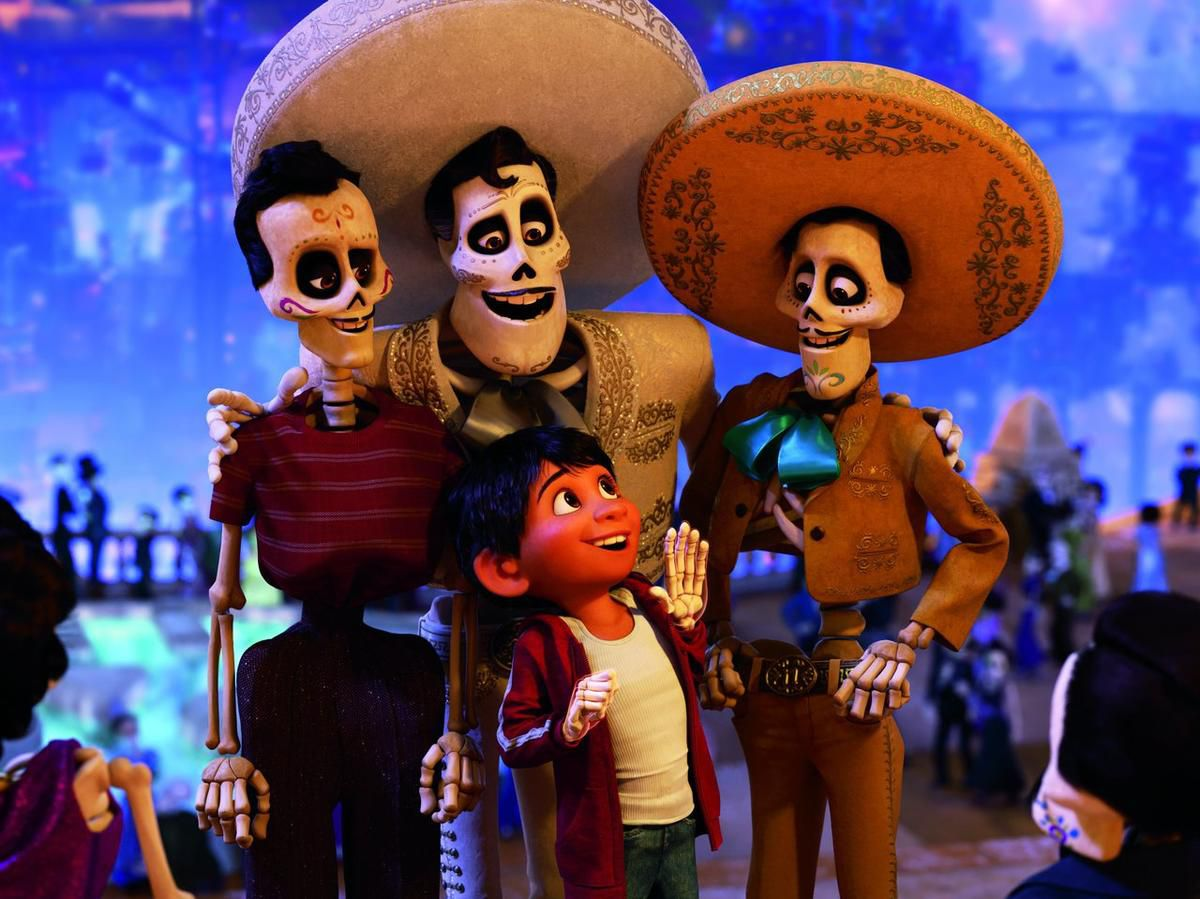 """""""Coco"""" is the best of the 20-some-odd animated films that opened in Salt Lake theaters during 2017."""