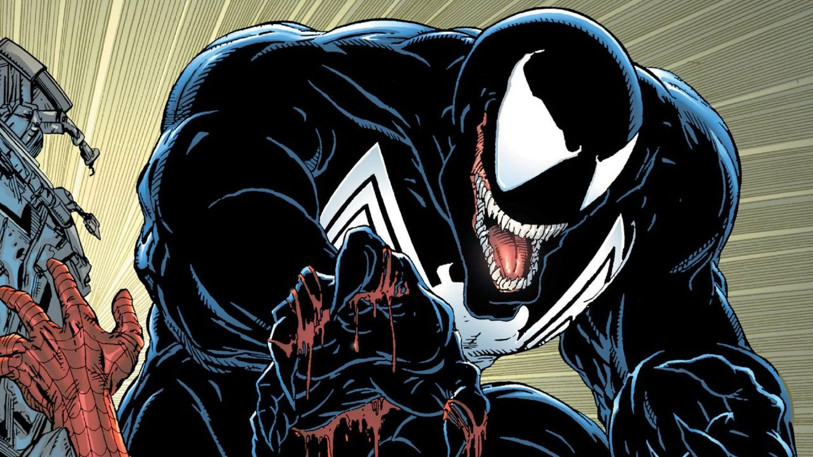 Spider-Man Spinoff Venom Coming To Movie Theaters In 2018 -6136