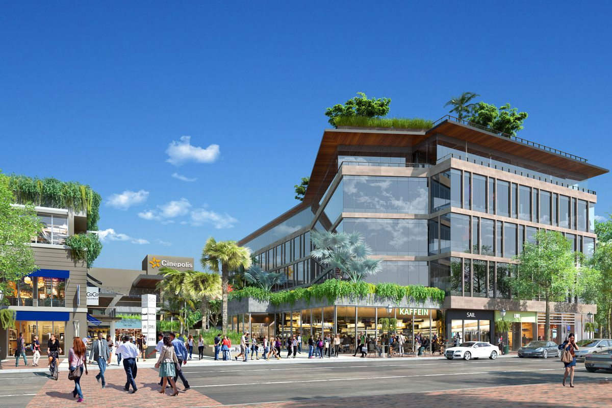 miami s cocowalk unveils new renderings of a transformed center