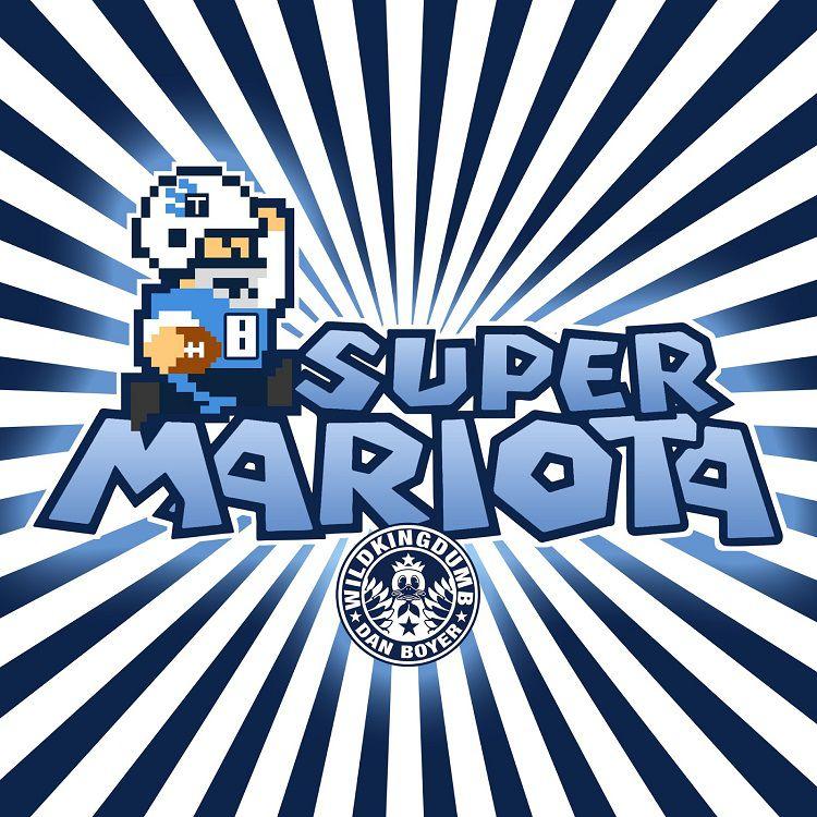 Mariota 8 bit