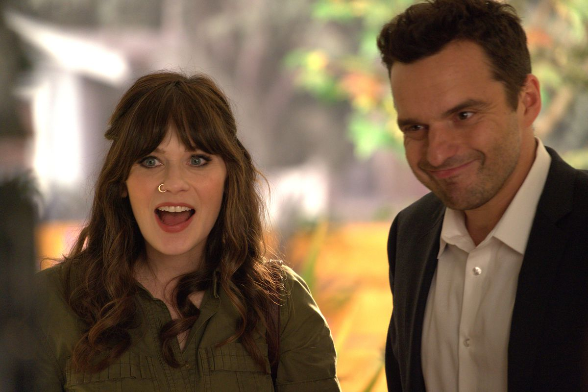5 Staffel New Girl