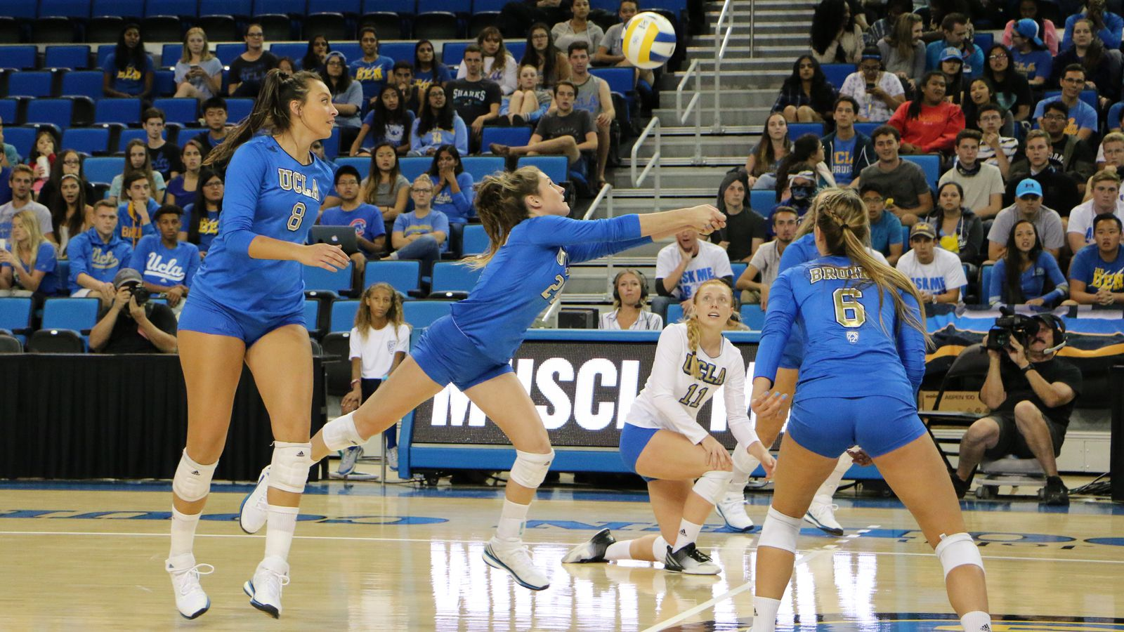UCLA Women's Volleyball Looks To Extend Winning Streak Against UC Berkeley - Bruins Nation
