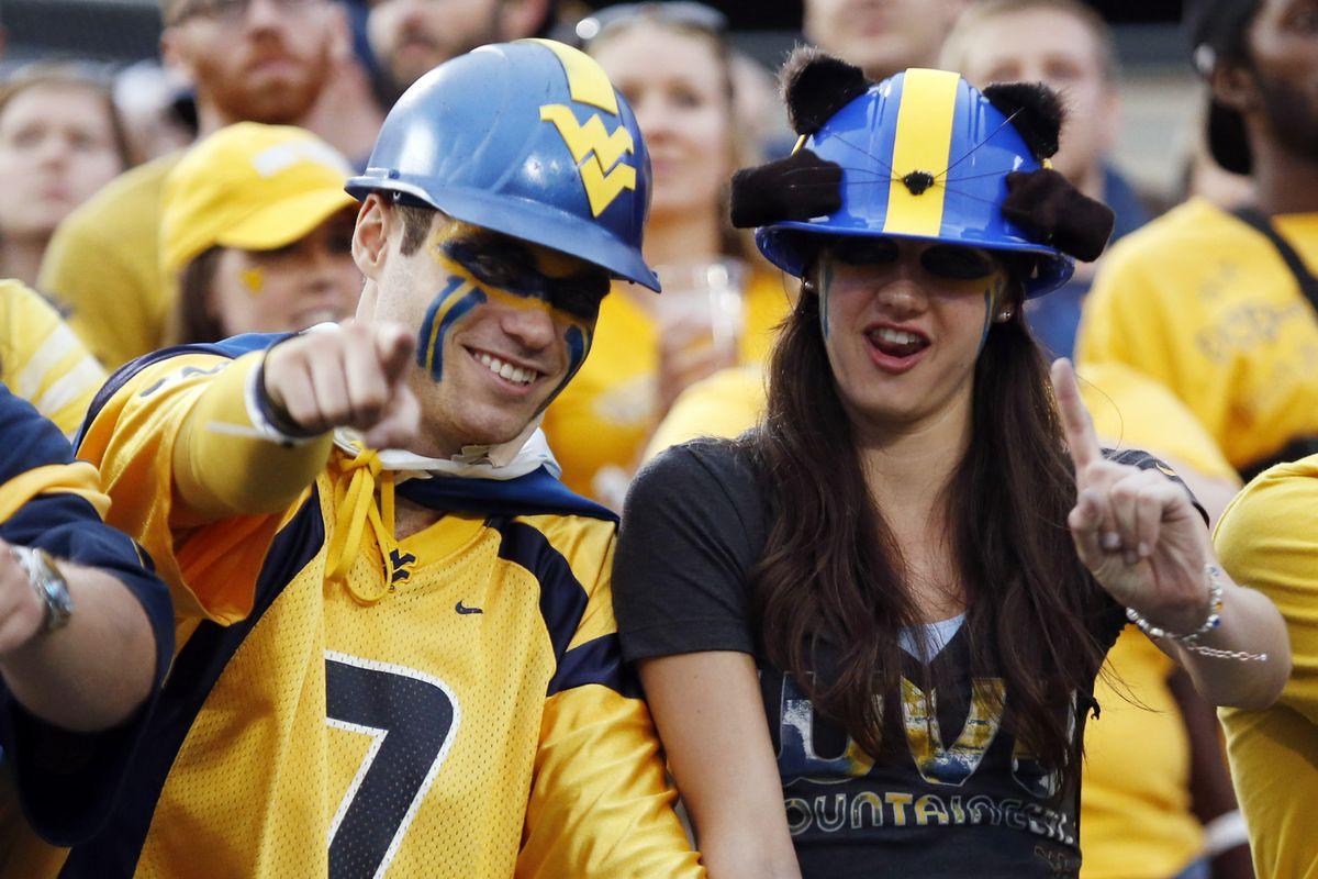 NCAA Football: Towson at West Virginia