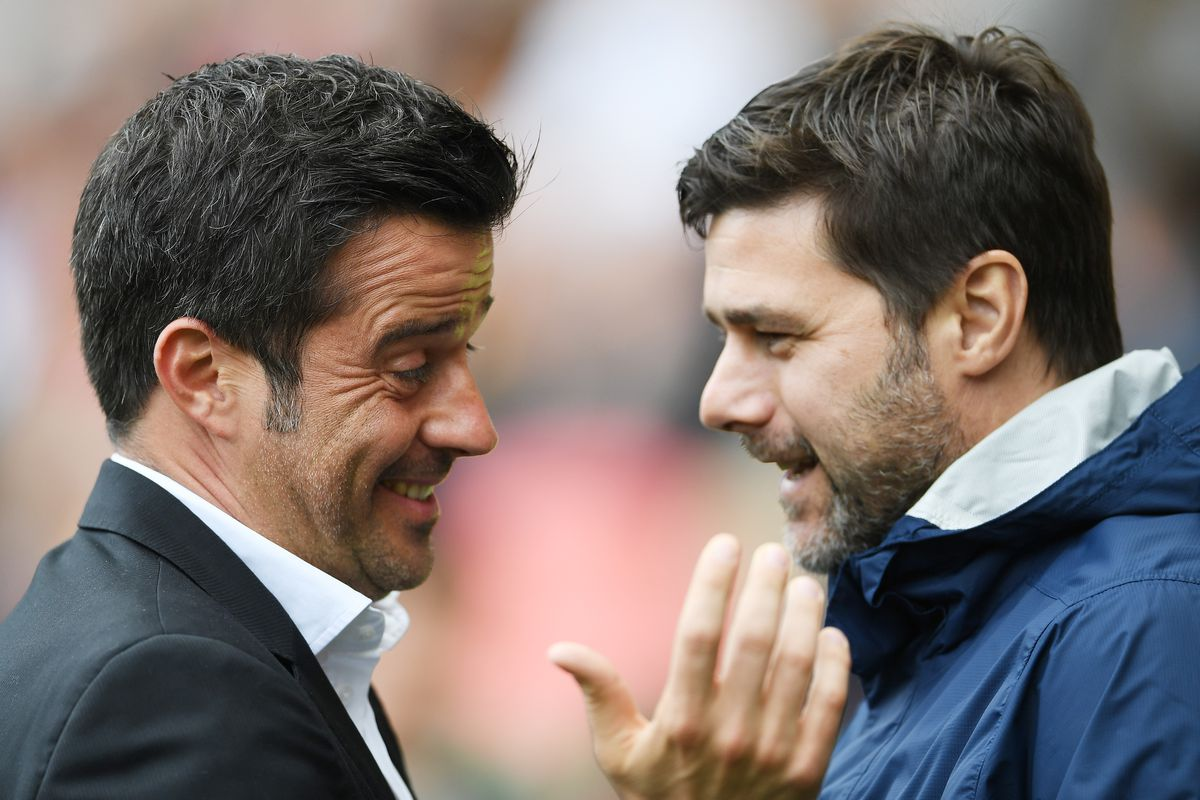 Image result for marco silva pochettino'