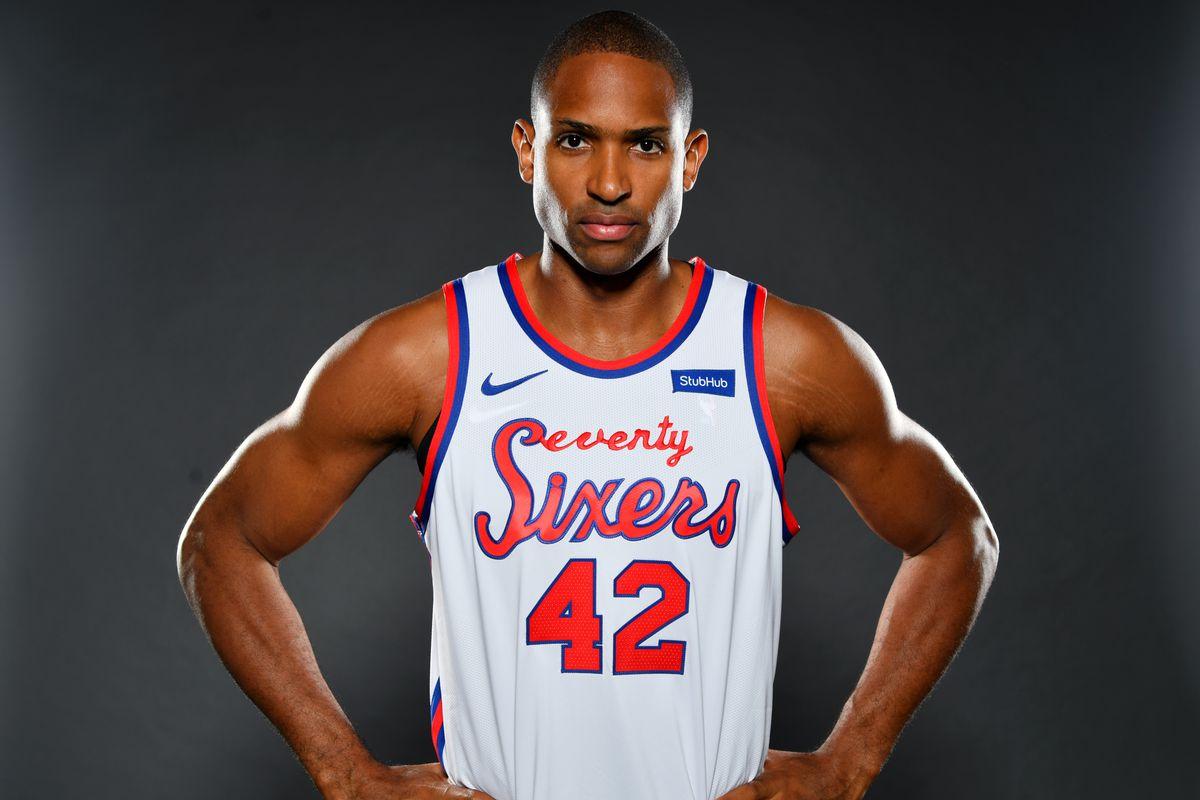 2019-20 Philadelphia 76ers Media Day