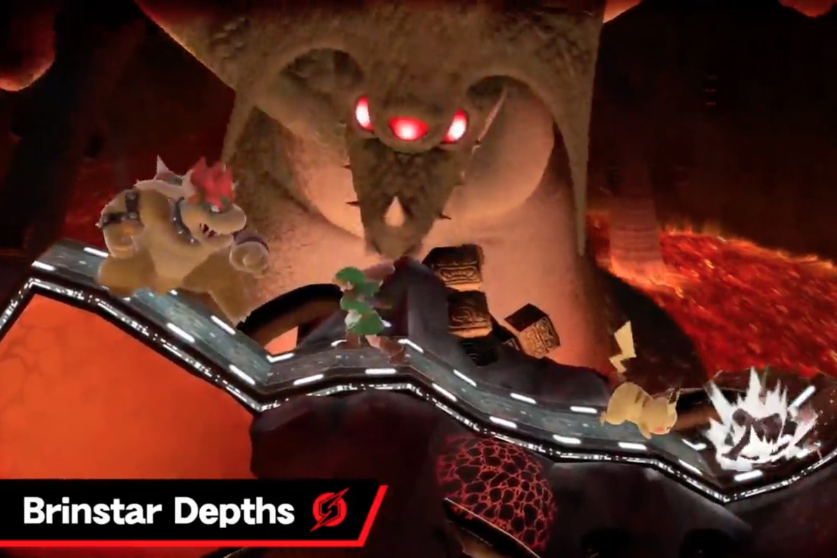 Super Smash Bros  Ultimate will include 103 stages, stage morph