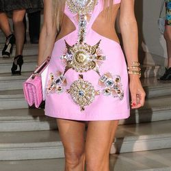 And some folks eschew ladylike altogether and go for lady-ish. Exhibit A: Anna Dello Russo.