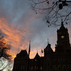 Salt Lake City-County building is pictured in Salt Lake City on Thursday, Jan. 16, 2020.