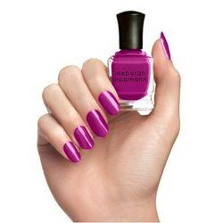 "Deborah Lippmann ""Between the Sheets"" nail polish, <a href=""http://www.beansbeauty.com/products/lippmann-between-the-sheets"">$19</a> at Beans Beauty"