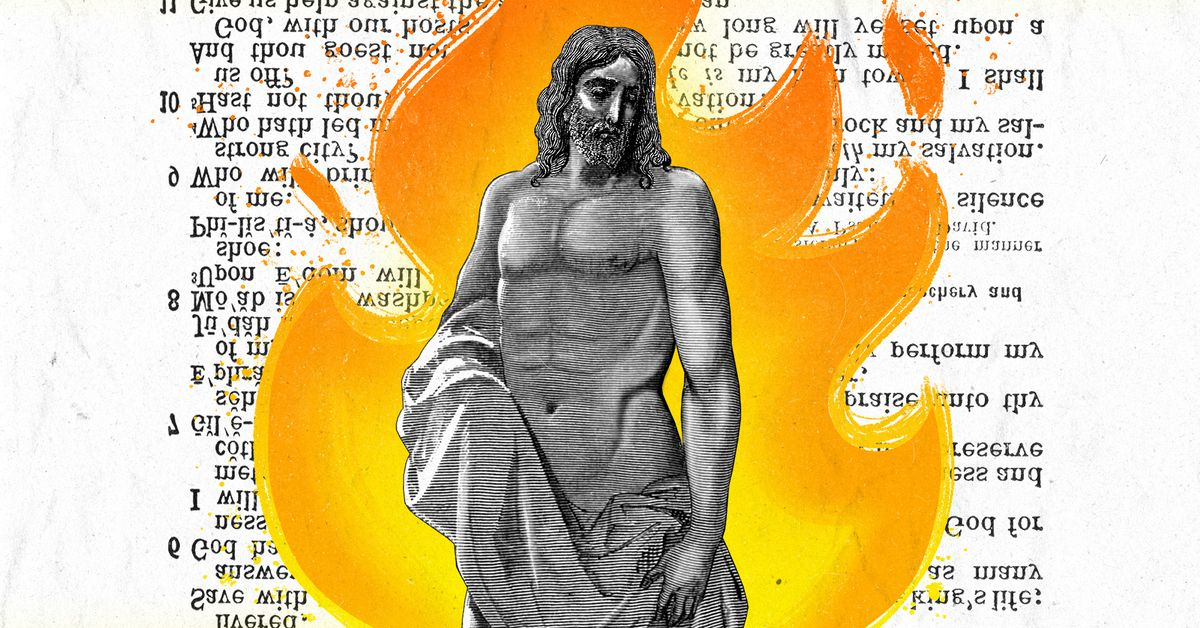 "The long shadow of ""hot Jesus"""