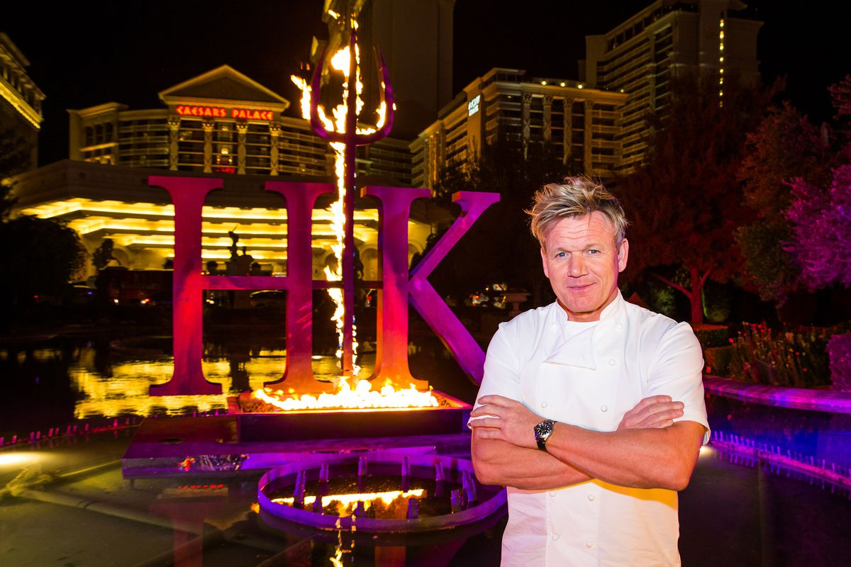 Hell S Kitchen Restaurant Menu Gordon Ramsay