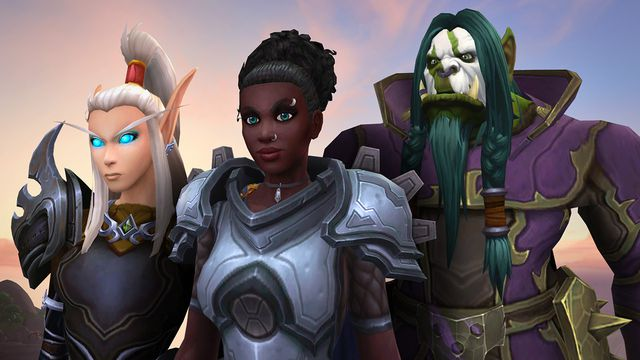Shadowlands character customizations
