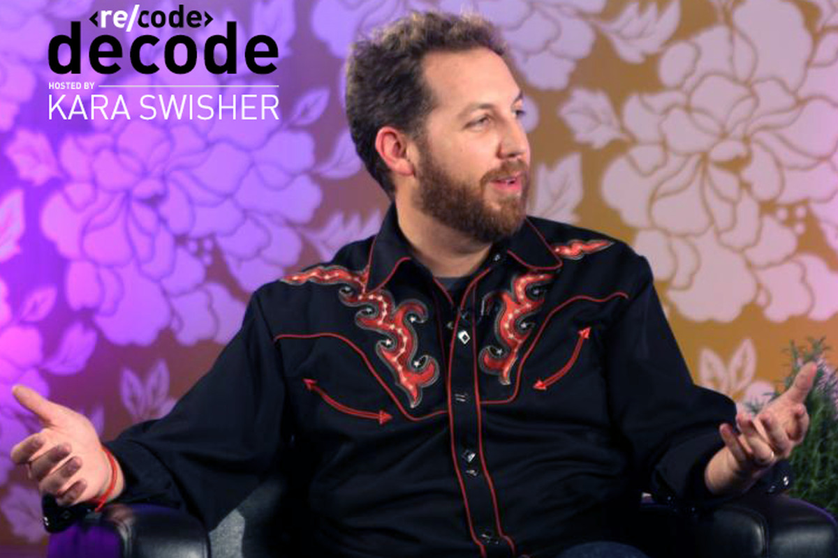 Chris Sacca Says Jack Dorsey Could and Should Be Twitter's Next CEO on Re/code Decode