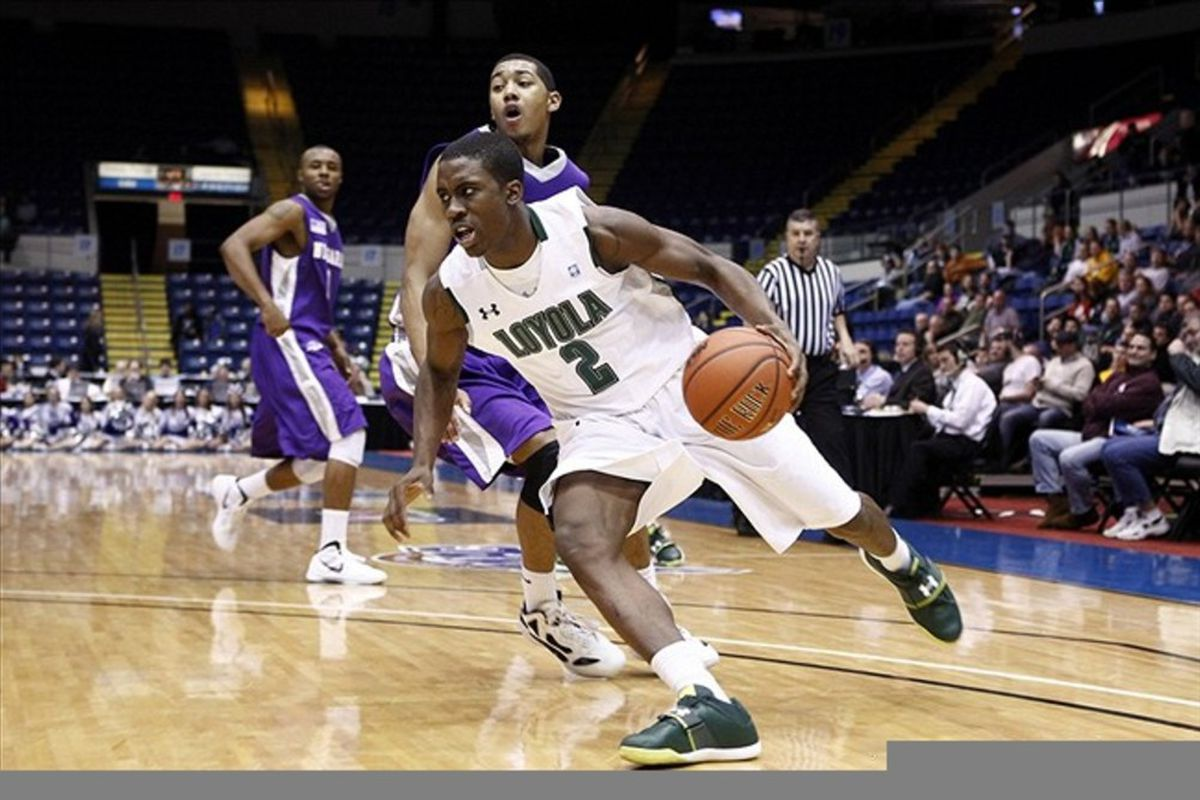 Justin Drummond, formerly of Loyola (MD), will be a key cog in Toledo's rotation in 2013-2014. Mark L. Baer-US PRESSWIRE