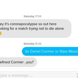 Coronapocalypse.