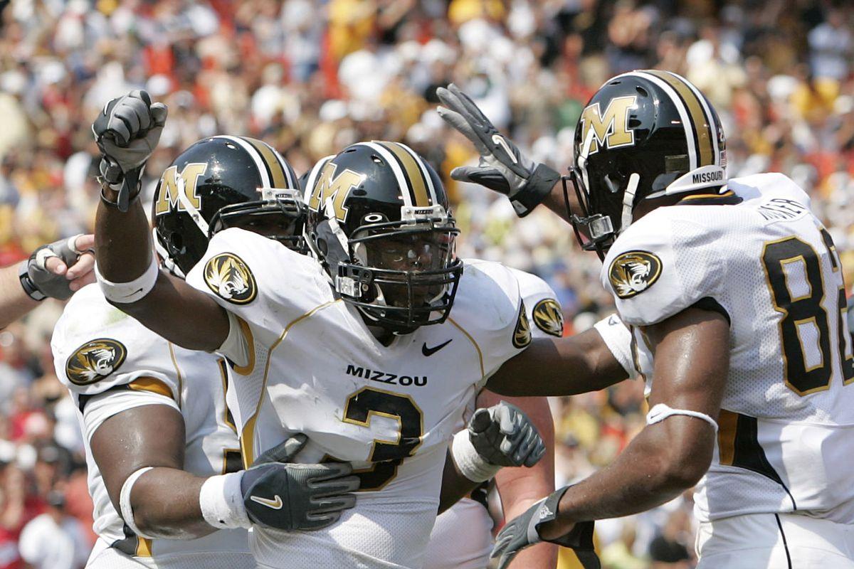 NCAA Football - Arkansas State vs Missouri - September 3, 2005