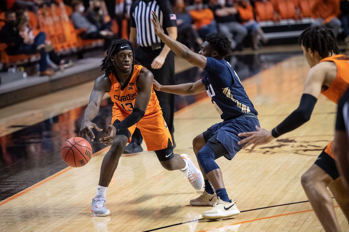 NCAA Basketball: Oral Roberts at Oklahoma State