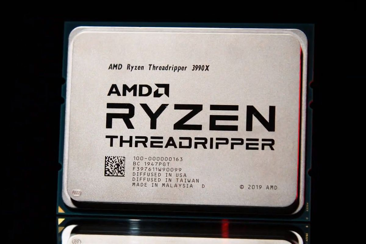 Amd S New 64 Core Threadripper Cpu Will Cost Nearly 4 000 For The Performance The Verge
