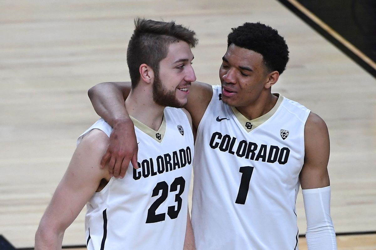 NCAA Basketball: Pac-12 Conference Tournament - Arizona State vs Colorado