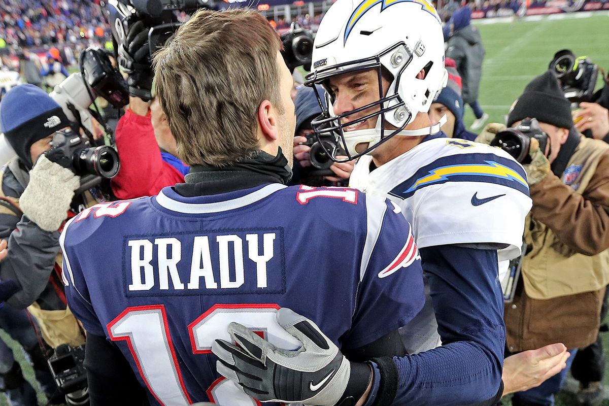 New England Patriots Los Angeles Chargers
