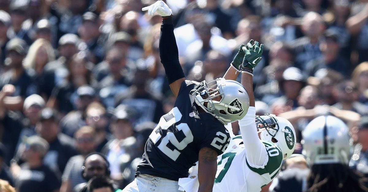 Could we see Gareon Conley play Saturday after nearly a year away? He says he's ready