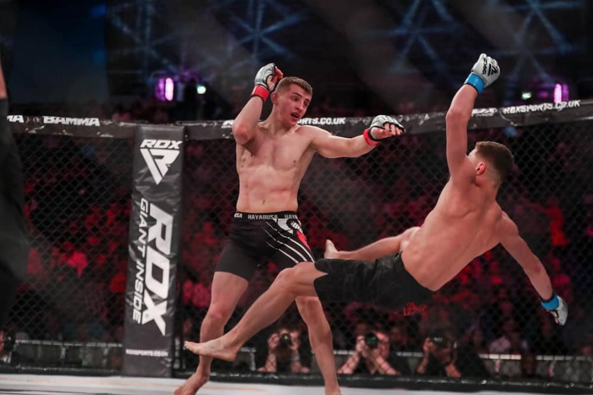 Blaine O'Driscoll vs. Jake Hadley booked for Bellator Dublin