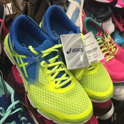 Asics sneakers, size 9, $44.95 (from $89.95)