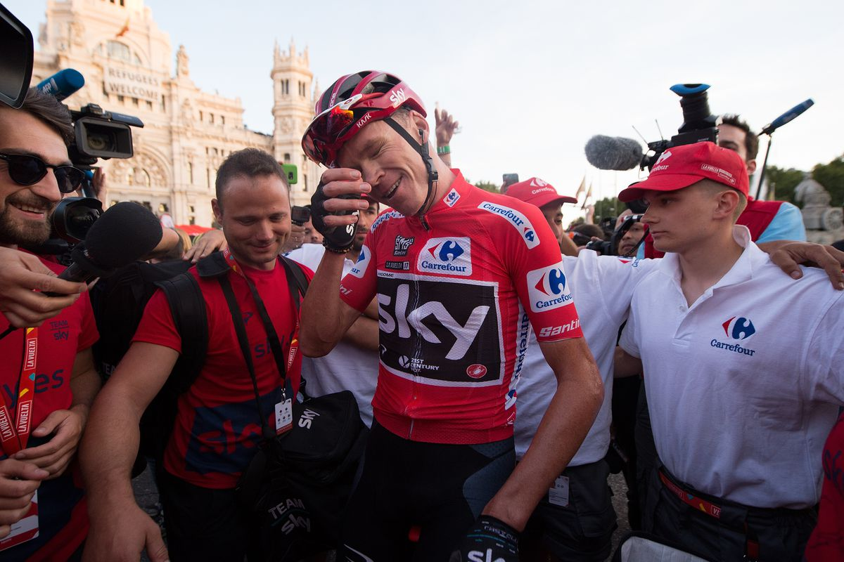 Chris Froome Could Miss 2018 Tour De France After Failed Doping Test
