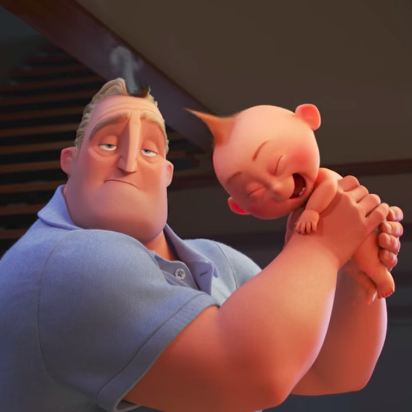Here are all of Jack-Jack's powers in Incredibles 2 - The Verge