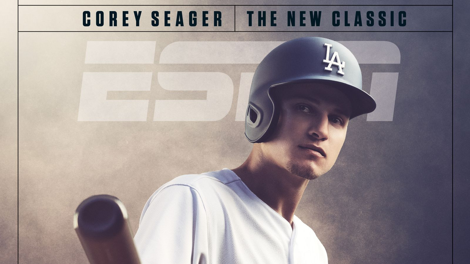 Corey Seager is on the cover of ESPN the Magazine - True Blue LA